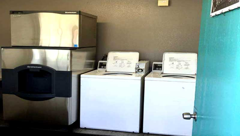 Guest Laundry Newly Remodeled Classic Style 50 inch Flat Screen TV 24 Hour FRont Desk