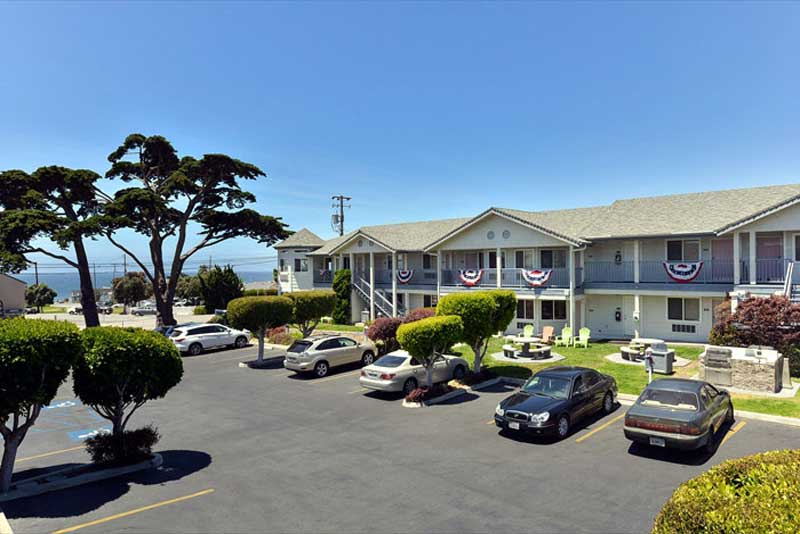 Amenities Hotels Motels Newly Remodeled Free Wifi Continental Breakfast Cayucos Beach Inn Ca