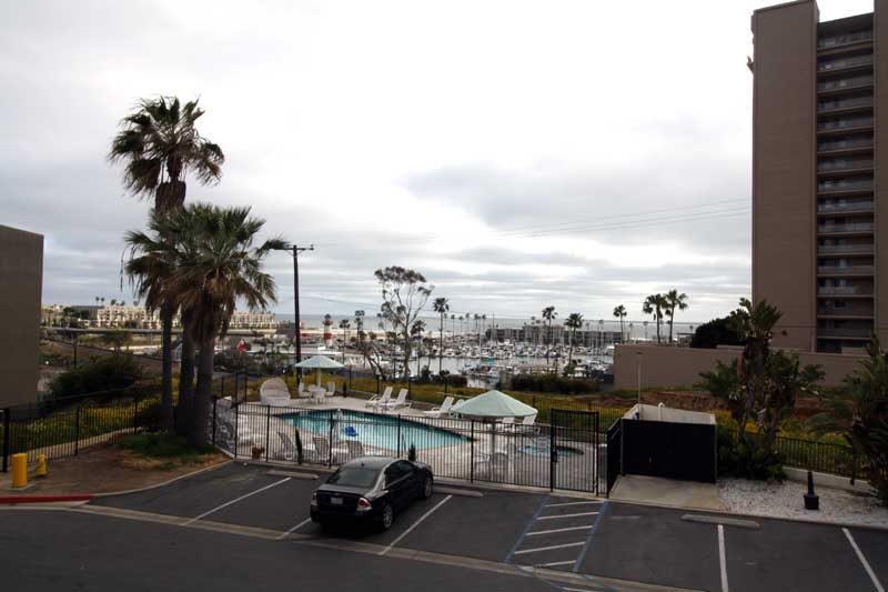 Ocean and Harbor Views Amenities Hotels Lodging Accommodations Oceanside california * Budget Hotels Motels lodging Amenities