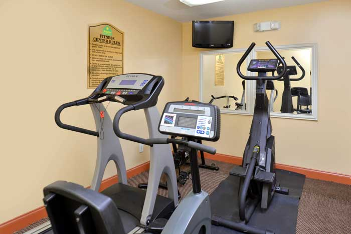Fitness Room Douglas Inn and Suites Hotels Motels Lodging Accommodations Douglas Inn