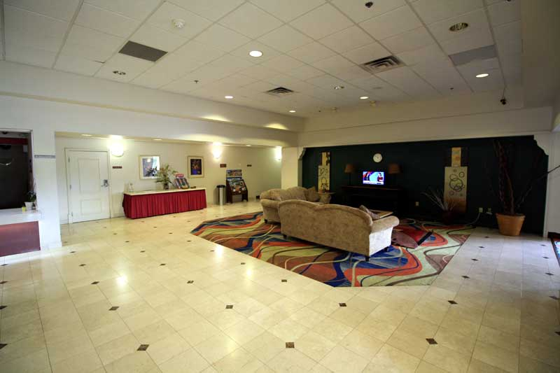 Sitting Area Amenities Newly Remodeled Free WiFi Free Continental Breakfast Fairbridge Inn and Suites East Cleveland Wickliffe OH Reasonable Affordable Rates Amenities Hotels Motels Lodging Accomodations Great Amenities Wickliffe Ohio