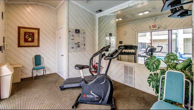 Fitness Room Lodi California Hotels Motels Lodging