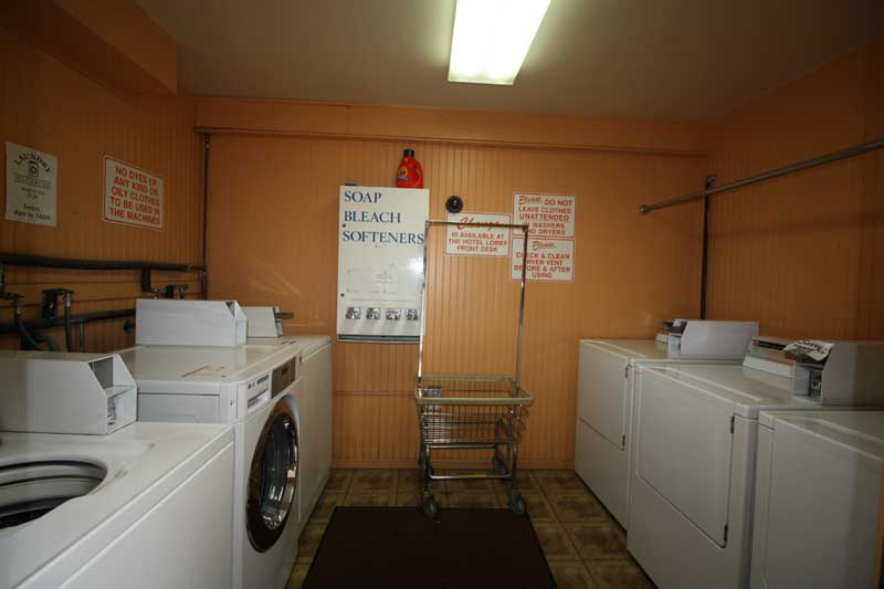 Laundry Hotels Motels Peasoup Andersens