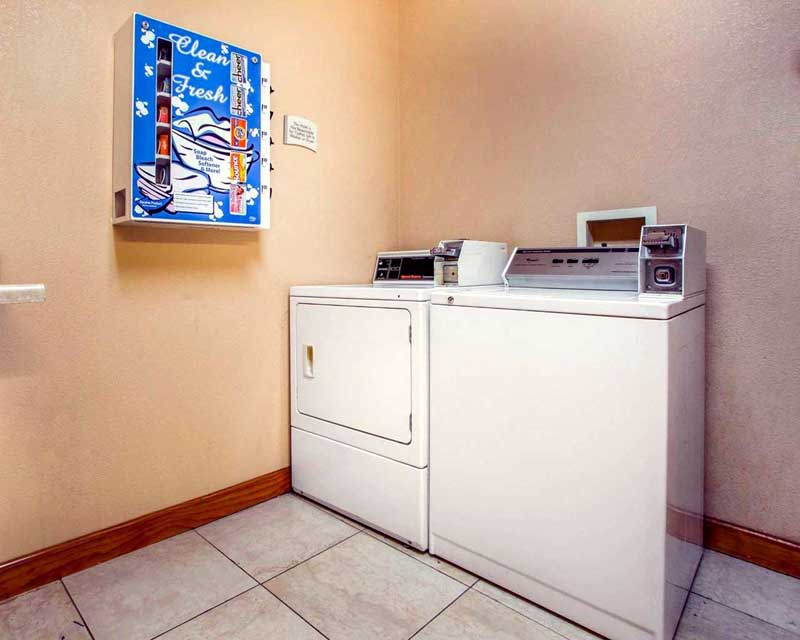 Guest Laundry Hotels Motels Amenities Newly Remodeled Free WiFi Free Continental Breakfast Quality Inn and Suites South Columbus Obetz OH * Reasonable Affordable Rates Amenities Hotels Motels Lodging Accomodations Great Amenities Obetz Ohio