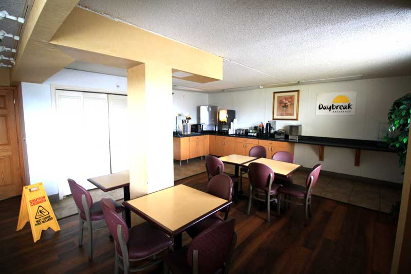 Free Continental Breakfast Key Inn Roseville MN Former Days Inn Hotels Motels Guest Laundry