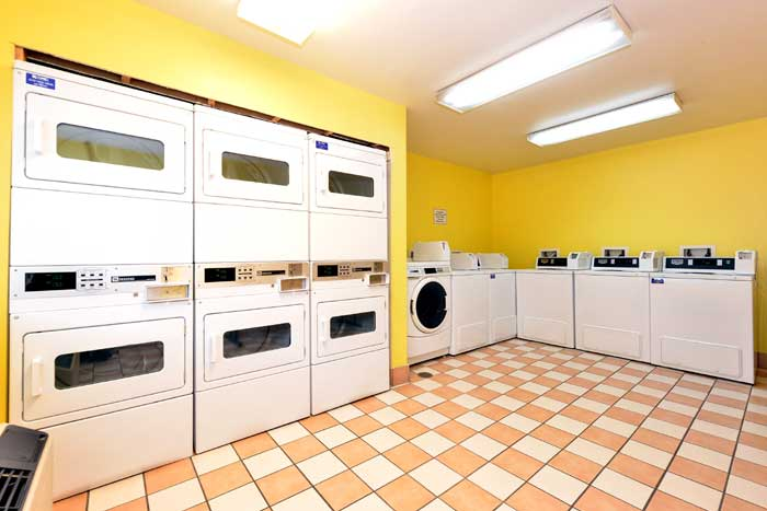 Laundry Clean Comfortable Discount Cheap Budget Extended StayLiving Albuquerque NM