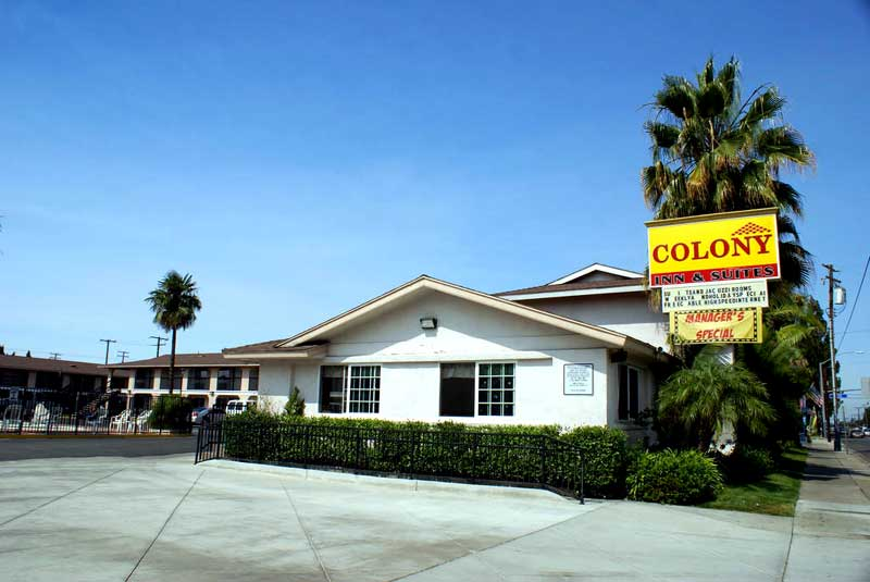 Free Continental Breakfast Amenities Hotels Colony Inn Buena Park