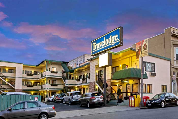 Budget Affordable Lodging Accommodations Cheap Discount Travelodge Presidio