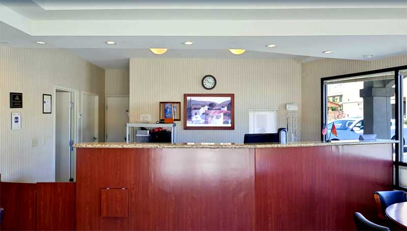 Coffee Hotels Motels Amenities Newly Remodeled Free WiFi Free Continental Breakfast Americas Best Value Inn Joshua Tree 29 Twentynine Palms CA Reasonable Affordable Rates Amenities Hotels Motels Lodging Accomodations Great Amenities Twentynine Palms Ca