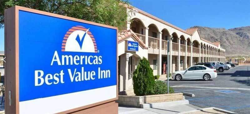 Americas Best Value Inn Twenty Nine Palms Ca