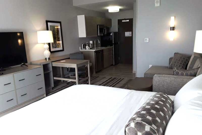 Extended Stay Living Jonestown Loveland Hawthorn Inn and Suites