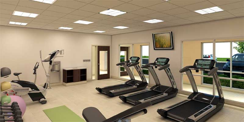 Fitness Hotels Motels Amenities Newly Remodeled Free WiFi Free Continental Breakfast Holiday Inn Express & Suites South Boston Randolph MA Reasonable Affordable Rates Amenities Hotels Motels Lodging Accomodations Great Amenities Randolph Massachusetts
