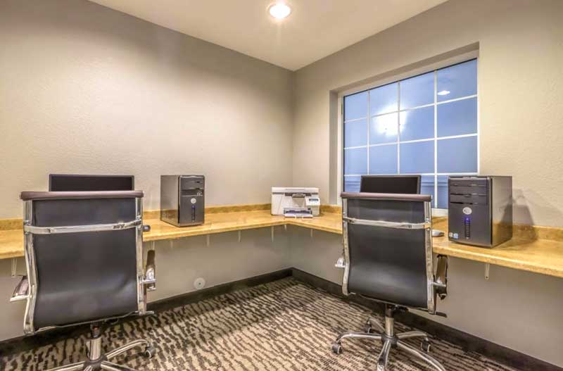 Business Center Hotels Motels Amenities Newly Remodeled Free WiFi Free Continental Breakfast La Quinta Inn and Suites Loveland CO Reasonable Affordable Rates Amenities Hotels Motels Lodging Accomodations Great Amenities Loveland Colorado