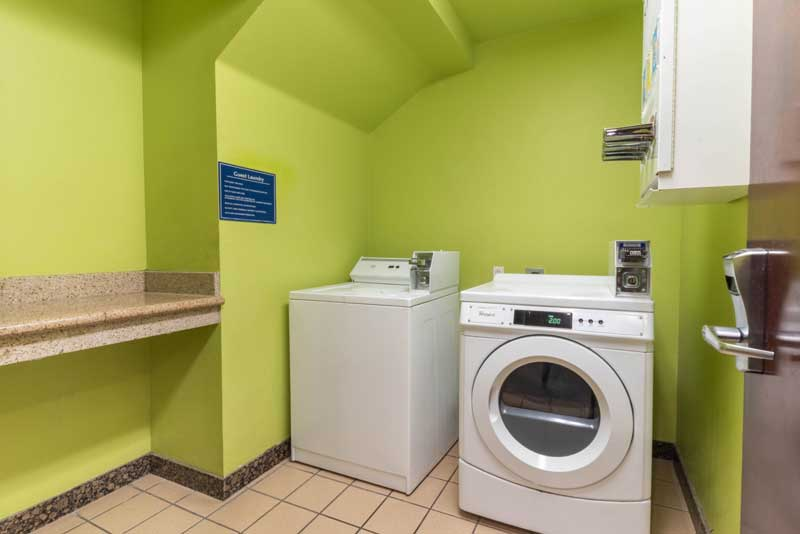 Laundry Hotels Motels Amenities Newly Remodeled Free WiFi Free Continental Breakfast Quality Inn & Suites Sacramento CA Reasonable Affordable Rates Amenities Hotels Motels Lodging Accomodations Great Amenities Sacramento California