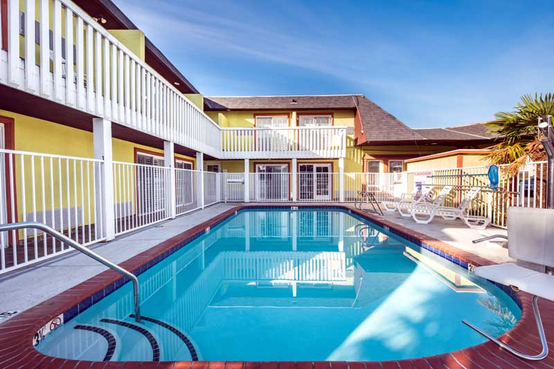 Pool Hotels Motels Amenities Newly Remodeled Free WiFi Free Continental Breakfast Quality Inn & Suites Sacramento CA Reasonable Affordable Rates Amenities Hotels Motels Lodging Accomodations Great Amenities Sacramento California