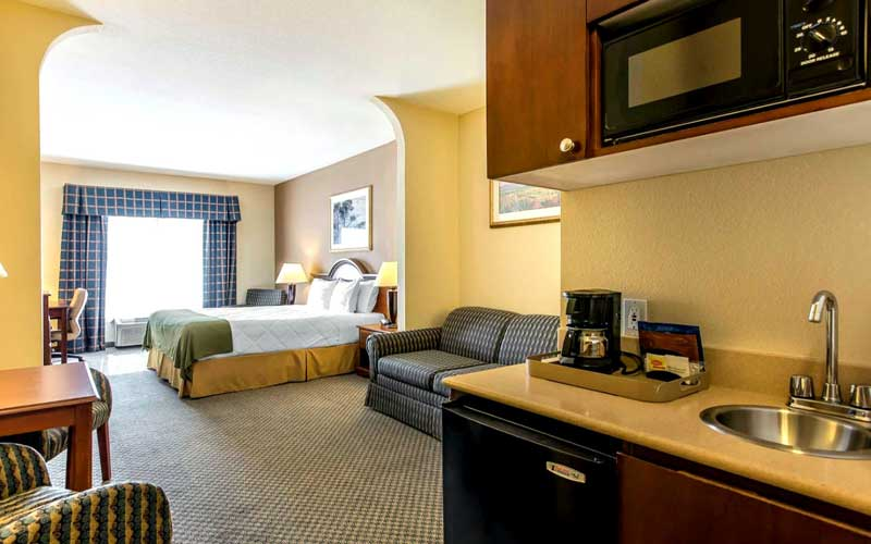 Rooms Newly Remodeled
