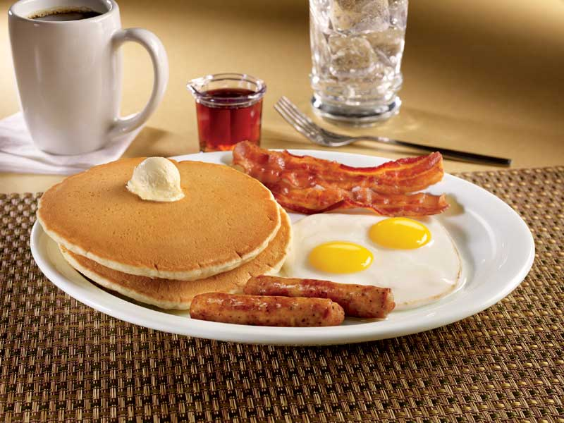 Dennys Free Breakfast Sure Stay Best Western Ridgecrest California Military